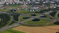 Luchtfoto Papendorp