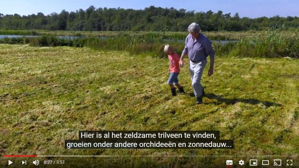Screenshot Binnenpolder Tienhoven video